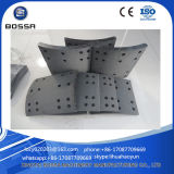 Semi-Metal Brake Shoe Motorcycle Parts Brake Pads Auto Parts