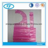 Tablier clair en plastique remplaçable de polyéthylène pour la nourriture