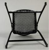 Silla del estudio del plegamiento del plástico de la sala de clase, silla portable de los PP de las noticias (LL-0066)