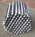 Mezclador estático del SV con el hipoclorito de sodio acanalado del elemento de PTFE