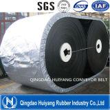 Baixa abrasão e correia transportadora do cabo de aço de alta elasticidade da força com força de alta elasticidade