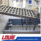 Suporte de levantamento de alta pressão do gás com os conetores da junção do metal para a base da parede