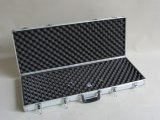 "Inside Dimensions 44를 가진 Guardforce Classic 60c Tactical Gun Casetactical Gun Case 1/8의 "" X 11 "" X 4 1/8 """