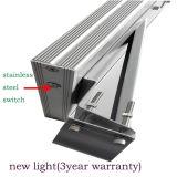 Tutti in un indicatore luminoso solare solare dell'acciaio inossidabile del LED per il giardino esterno