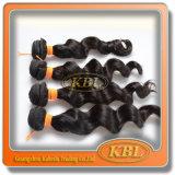 Человеческие волосы Remy индийские от Kbl (KBL-IH-LW)