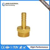 Instalación de tuberías neumática del cilindro para el tratamiento de aguas