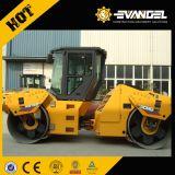 Xd122 12 Tonnen-Rollen-Doppelt-Trommel-Vibrationsrollen-Tandem-Rolle