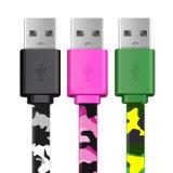 Impresión modificada para requisitos particulares rápidamente que carga el cable micro del USB