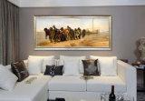 Het in het groot Olieverfschilderij Van uitstekende kwaliteit van de Decoratie, het Schilderen van de Decoratie van het Huis, het Schilderen van de Kunst (Bargehaulers op Volga)