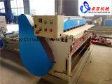 El panel del mármol del Faux del PVC/máquina de la hoja
