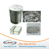 99.9% hoher Reinheitsgrad-Lithium-Batterie-Grad-Lithium-Metall - GN-Bibliothek-Li