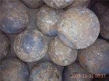 60mnおよび75mncr物質的な粉砕の球(dia100mm)
