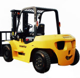 Dieselgabelstapler 7 Tonne mit Perkins-Motor