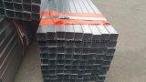 tubo 40X40 e tubo d'acciaio galvanizzati quadrati