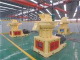 Machine approuvée de boulette de biomasse de la CE à vendre