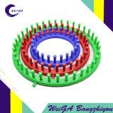 Qualitäts-Plastikwebstuhl-Webart-Strickjacke