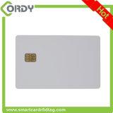 Scheda di chip originale sle5542 del contatto CI della scheda in bianco stampabile del PVC