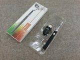 Kit all'ingrosso della penna del vaporizzatore dell'olio di canapa Cbd/Thc/CO2 con il serbatoio di vetro di Cbd della bobina di ceramica