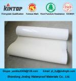Membrana d'impermeabilizzazione pre applicata autoadesiva dell'HDPE in 2.0mm spessi
