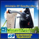 수준 3 휴대용 EV는 충전소 CCS 연결관을%s 가진 단식한다