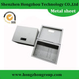 Fabricação de metal da folha para o escudo elétrico do equipamento