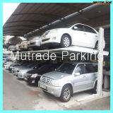 Двойной ровный подъем автомобиля стоянкы автомобилей (Гидро-Парк 1127)