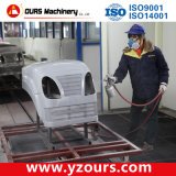 Epoxy Polyester Paint Pulvérisation Line / Painting Equipment