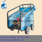Arruela da pressão e arruela da pressão e líquido de limpeza Diesel do vapor