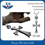 Verkoop Halsband van de Tegenhanger van het Roestvrij staal Mens snel de Dwars
