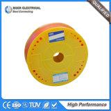 Línea de aire plástica neumática guarniciones de la compresión