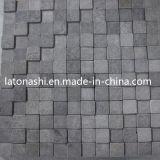 Tuiles de milieu socioculturel de mosaïque de basalte