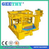 Machine mobile de brique à échelle réduite Qmy4-30