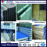 Struttura d'acciaio dell'Costo-Indicatore luminoso della costruzione dell'Fabbricare-Acciaio