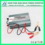 inverseur portatif de l'onde sinusoïdale 500W DC12V AC220/240V (QW-P500)