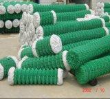 Sale/6FT 사슬 철사 담을%s PVC에 의하여 입히는 사용된 체인 연결 담