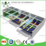 Pesado-dever Used Commercial Trampoline Park de Certified do CE de Manufature do Trampoline para Sale
