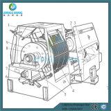 Stroh-der Zerkleinerungsmaschine der Lebendmasse-1-5t Oberseite-Fertigung Schleifmaschine