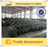 Использовано для резины испытанной пробкой и трубы PVC затыкая варочный мешок