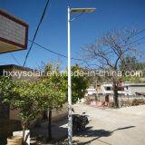 Il migliore indicatore luminoso solare tutto del giardino di prezzi 5W-120W in un indicatore luminoso di via solare
