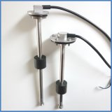 De Sensor van het Niveau van de Tank van de Brandstof van Wema van de Schakelaar van de Vlotter van het roestvrij staal