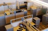 Mobília de escritório modular da divisória da estação de trabalho do escritório moderno (HY-C2)