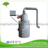 Produção da fábrica e vendas do incinerador Waste médico