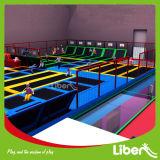 De aangepaste Gymnastiek- Professionele Trampoline van de Geschiktheid van de Fabriek Binnen