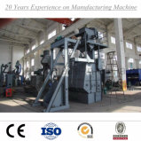 Máquina seguida caucho del chorreo con granalla de la fábrica de China