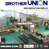 Plat d'enroulement coupé à la ligne de machine de longueur en Chine