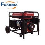 Dreiphasen-/einphasig-Generator-Preis, Motor-Benzin-Generator 5kw für Verkauf