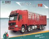 Carro del camión de HOWO 6*6 Zz2257m3857A