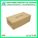 충전기 (QW-M500UPS)를 가진 500W UPS 태양 에너지 변환장치