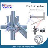 성분 강철에 의하여 직류 전기를 통하는 Ringlock 시스템 비계