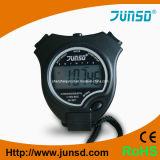 Contador de tiempo profesional del cronómetro de Digitaces con el Snooze (JS-307)